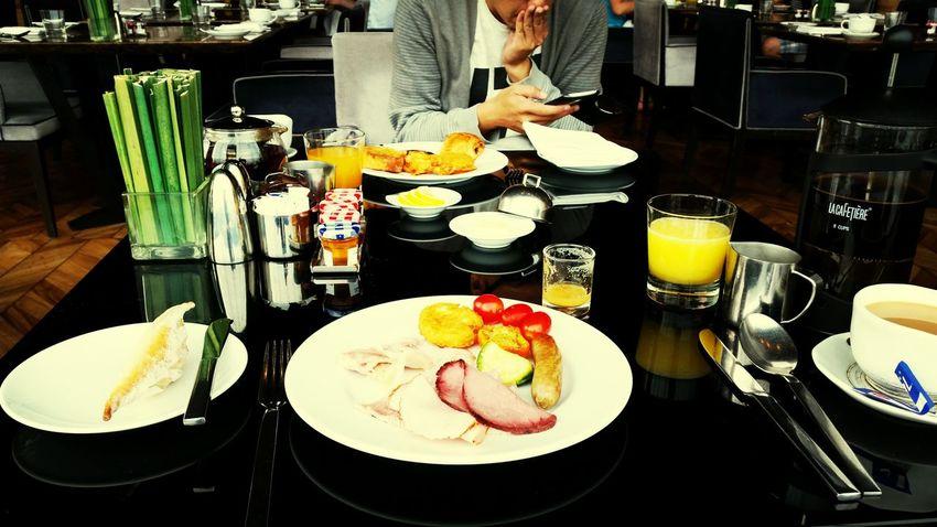 Good Morning! Earl Grey Tea Breakfast Time! Sunny Day☀