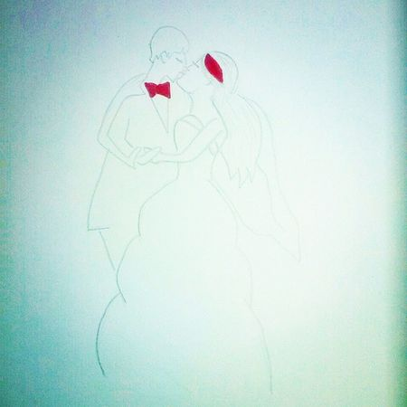 Рисунок от рукиНастя