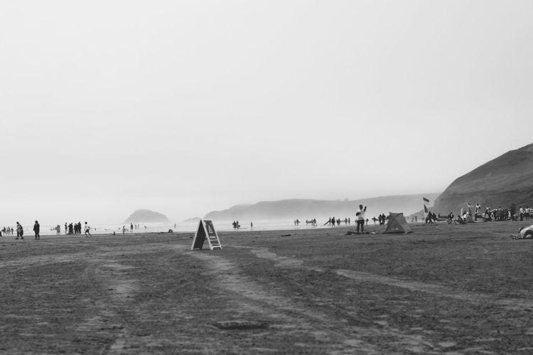 Cornwall Misty