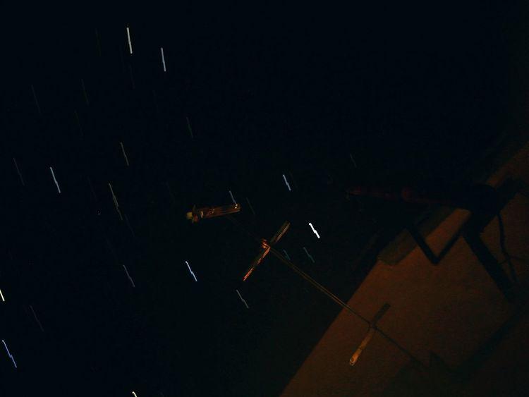 Night Outdoors Sky Stars Starlightscape