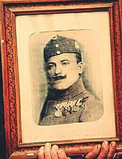 Great Great Grandfather History Close-up No People Indoors  Day Russian Soldier Relative Rest In Piece