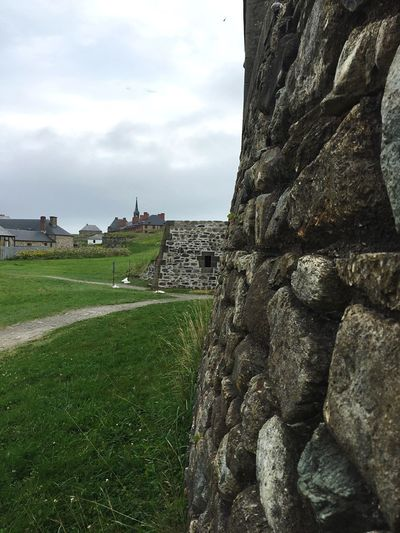 Fortress of Louisbourg NOMAD Travelnomad Home Eastcoastlifestyle  Eastcoast Fortress Natural Beauty Historical Building Historic Novascotia Adventure History Travel Destinations Outdoors