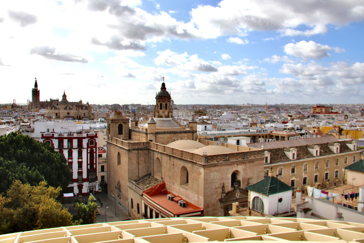 Seville from