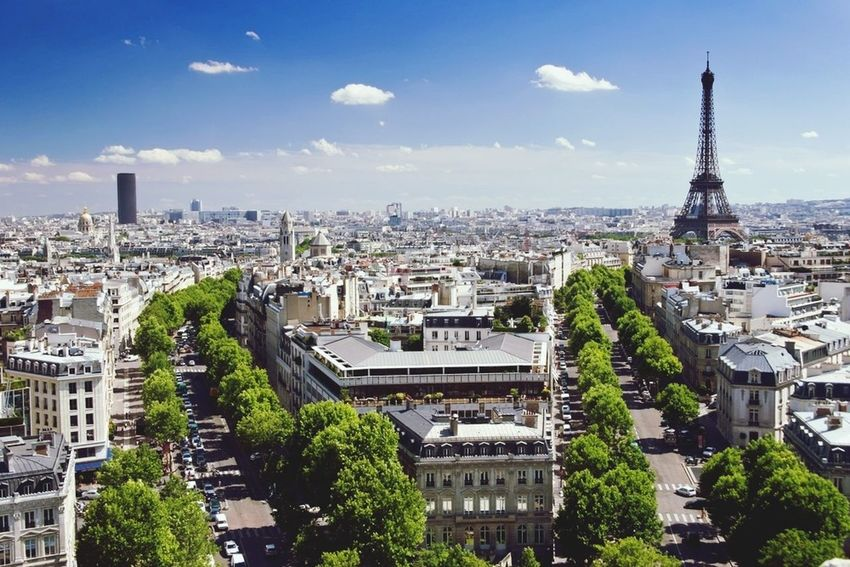 Miss u.. Parigi Paris Bellezza
