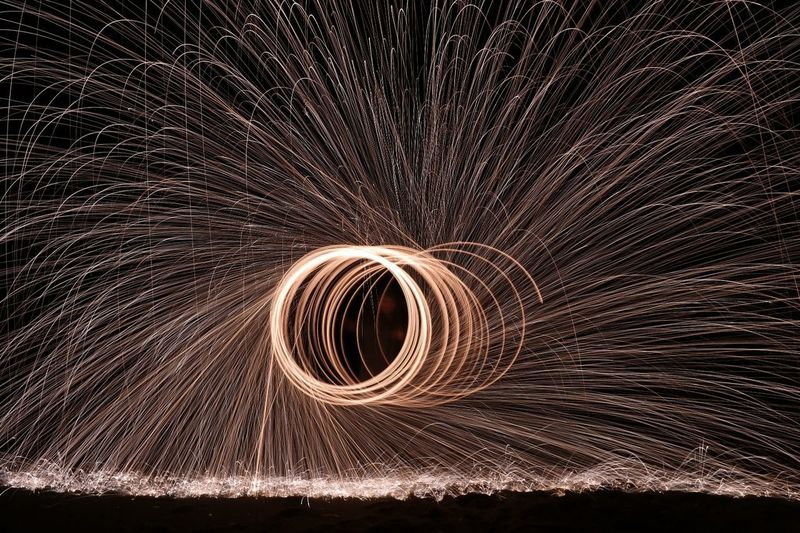 #light #spinning #circle #long #exposure Al Now! Al Now Lightspinning Circle Long Exposure Spinning Motion Spiral Night Fireball AI Now The Graphic City EyeEmNewHere Shades Of Winter