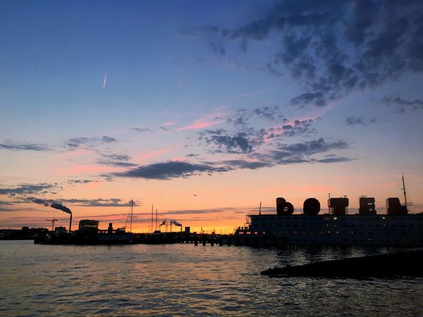 Netherlands Amsterdam Amsterdamcity Watercolour Check This Out Taking Photos Enjoying Life Clouds And Sky Skyview Bautiful Color Panoramic Photography Sunset Sunset Magic Water And Sky Enjoying The View Enjoying Weekend Boat Ride