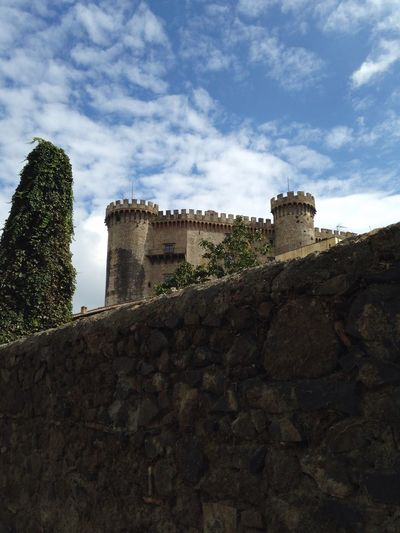 Bracciano Italy Medieval Medioevo Weekend Original Castle Castello