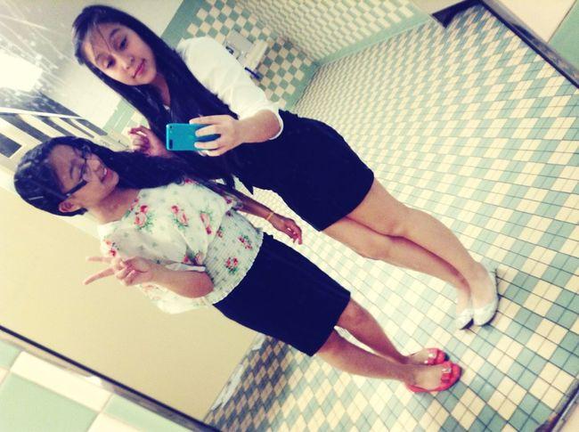 Arent We Cute (: