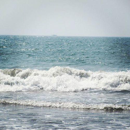 Sea Arabian Arabiansea Goa Morgim Beach Beachinindia Northgoa Saumendas Dassaumen Saumen Das Dass Sdas Sid