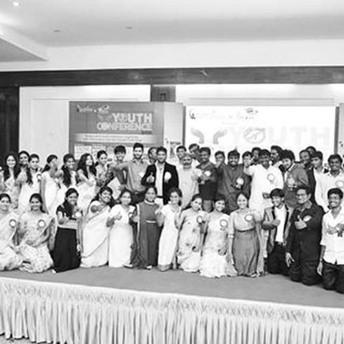 Youthconvention Group Pic Memory Social Service