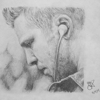 Omg I think I'm done!! @OneRepublic So proud :') Onerepublic Loveonerepublic RyanTedder RyanTedderDrawing art artist draw drawing sketch pencildrawing pencil OneRepublicdrawing done finisheddrawing