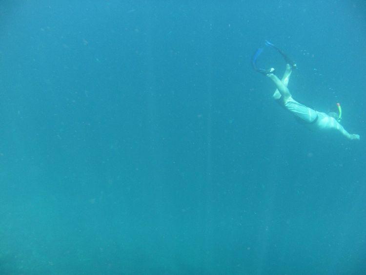 Dive In Water Relaxing