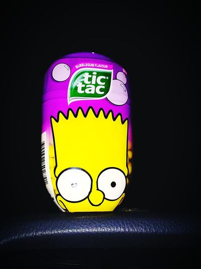 Bartholomew Simpson BartholomewSimpson Rude! Eat My Shorts! EatMyShorts! Eatmyshorts Eat My Shorts Trademark™ Trademark ™ Tic Tac ® Tictac Tic Tacs Tic Tac Taking Photos Familiar Faces Headshot Face BART Bart Simpson Bartsimpson The Simpsons Simpsons Human Representation Check This Out No People Text Close-up Western Script Male Likeness