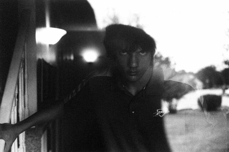 Portrait 35mm Film Snapshot