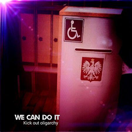 We Can Do It Poland 💗 Poland Ja na wiosnę robię porządki w rządzie :) , a Wy ?