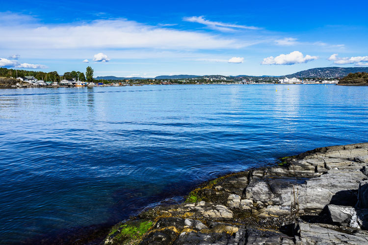 Hovedoya island is a popular day trip from Oslo city to enjoy the landscape of Oslo fjord, Norway Oslo Oslo, Norway Norway Norway🇳🇴 Oslofjord Scandinavia Northern Europe Hovedøya