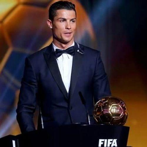 3×Ballon d'Or Faces Of EyeEm BallonDor2014 Cristiano RONALDO Bestplaceintheworld ImSoHappy Bestplaceever