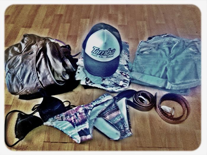 Packing For Kauai!! Suuuper Stokked