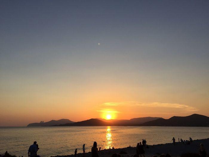 Ibiza Good Times EyeEm Best Shots Enjoying Life Enjoying The Sun Sunset_collection Holidays Relaxing Capdefalco Beach