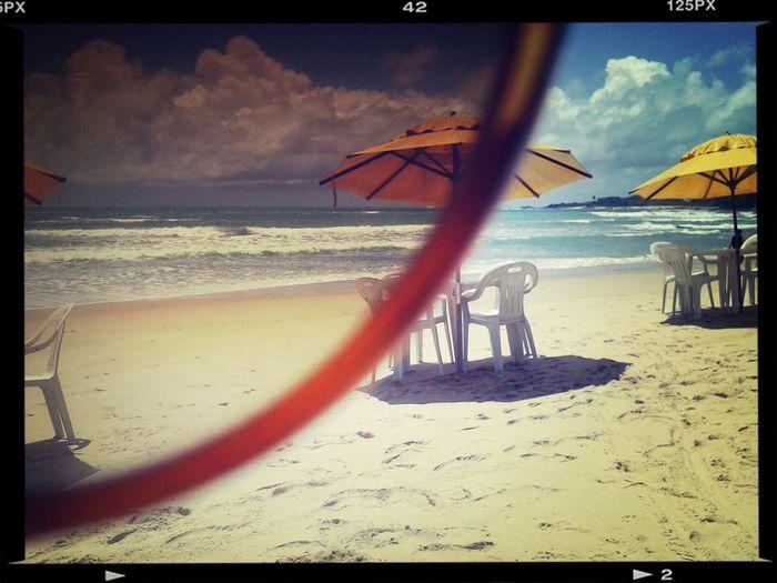 Praia Beach Photooftheday Domingão Agitado♥