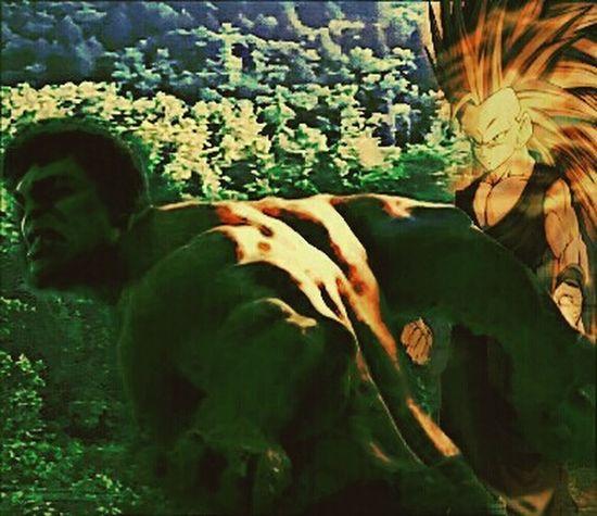 I'm sorry I had to. My edit.Dbz Animefighting IncredibleHulk Gotenks SS3 they should make this a good twist. MOVIE Fanartasy Nature Hulkvsgotenks to slow lol. Trees Sky MMA UFC Ufcchampion Mma Workout