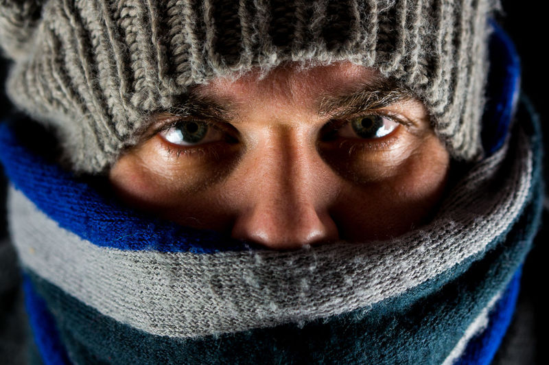winter is coming Adult Blue Eyes Cap Close-up Front View Hat Human Face Knitted  Knitted Hat Looking At Camera Male Men One Person People Portrait Scarf Self Portrait Selfportrait Winter Winter Is Coming Guy Dude