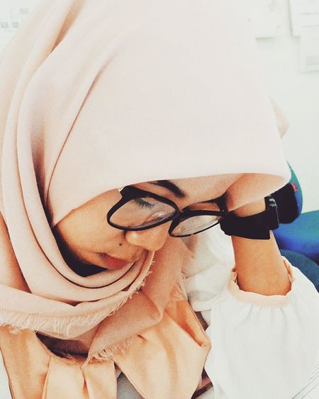 EyeEmNewHere Eyeglasses  One Person Eyesight