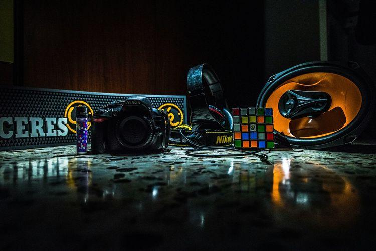 Nikon D610 NikonD3100 Cuffie CuboRubik Ceres Passioni Svago  Music Art