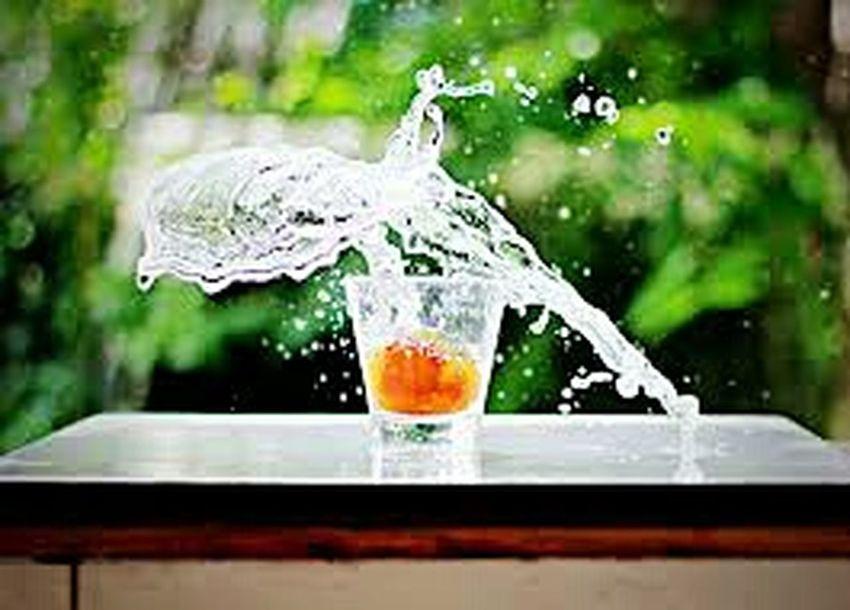 Water nice 😆