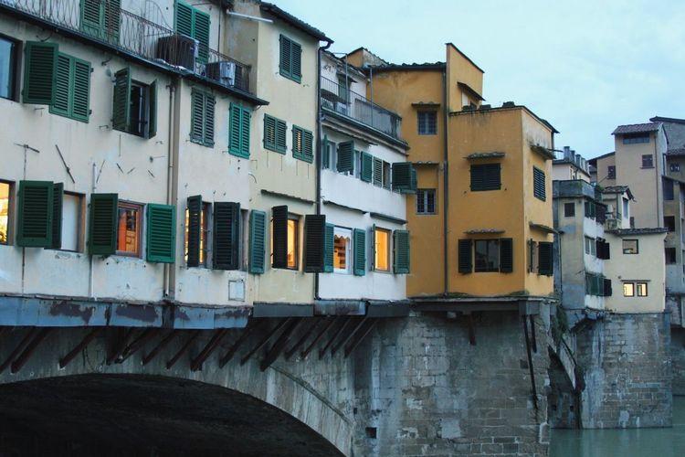 Florencia, Italia Ponte Vecchio