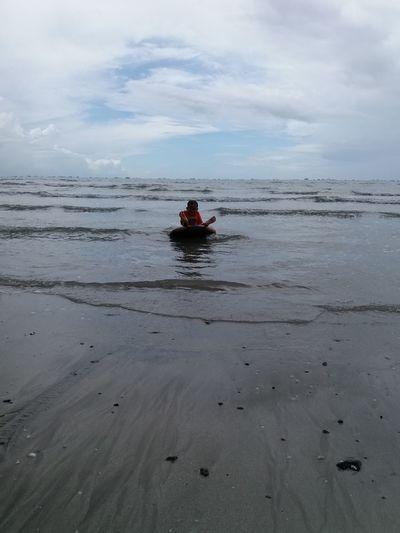 Perspectives On Nature sarang tiung Beach Sea Cloud - Sky Water Nature Kotabaru Borneo
