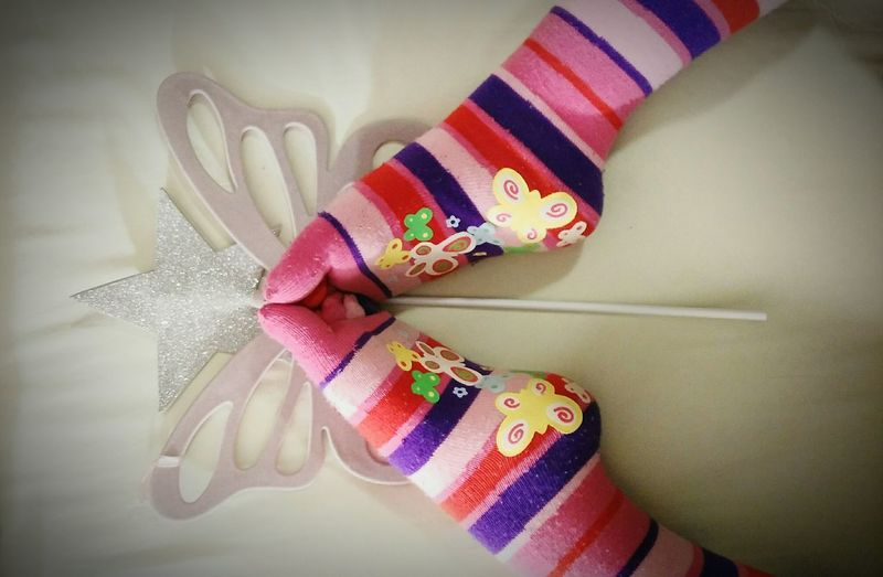 TK Maxx Socksie Ready To Fly Socks Feet Foot Warm Clothing Human Leg Human Foot Close-up Indoors  Human Body Part Butterfly Collection Butterfly Magic Magician Bidibibodibibu Like A Prayer The Premium Collection