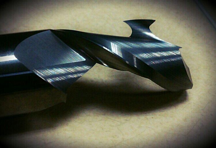 #broken #tool #carbide #endmill