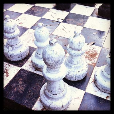 Chess reminds me of my dad