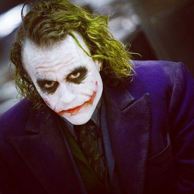Joker Why So Seurios