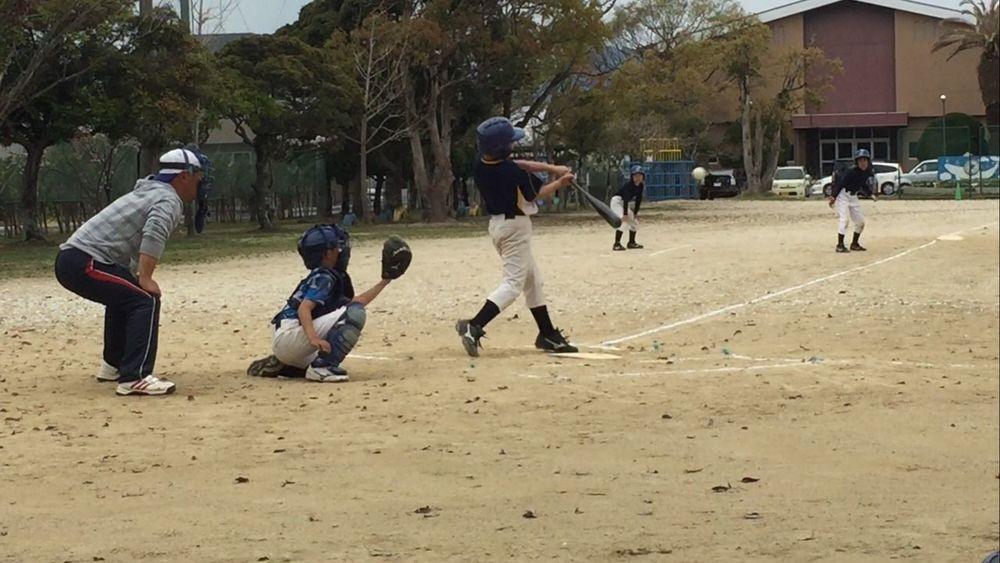 土日…朝から一日中息子の野球でした(^o^)/頑張る息子を応援して行きます( ̄^ ̄)ゞ 野球 少年野球 Baseball