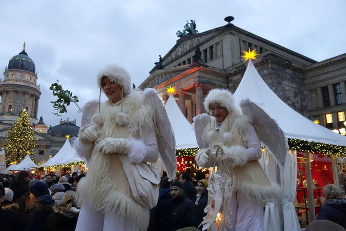 Angel's Weihnachts Berlin Weihnachtszauber  Gendarmenmarkt