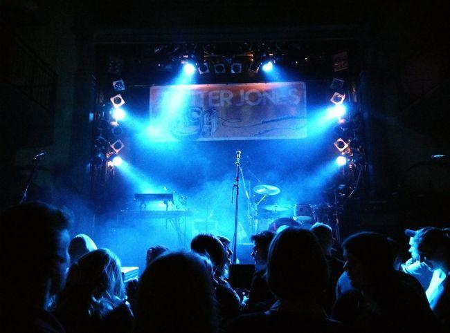 Awesome Performance Music Concert Jupiter Jones Mit neuem Sänger erstaunlich gut!