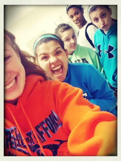 My Soccer Girlsss
