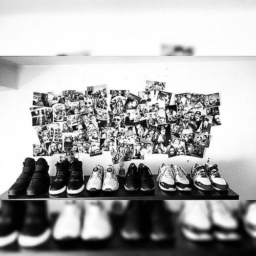Man(n) hat nie genug Sneakers..... Sneakers Blazedisc Flystepper Gellyte Trinomic