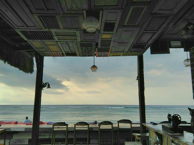 Beachcafe Beach Restaurant Gili T Island Cafe Dream Cafe INDONESIA Door Cafe Cafe Interior Design