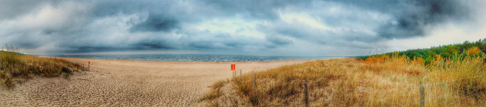 Panorama Misdroy-poland Beach Sea Sand Nature Nature_collection Luxxxs Hanging Out From My Point Of View Photography Scenics Marram Grass Tranquility Cloud - Sky Tranquil Scene Outdoors Sky Water Horizon Over Water Growth No People Sand Dune EyeEm Nature Lover Grass