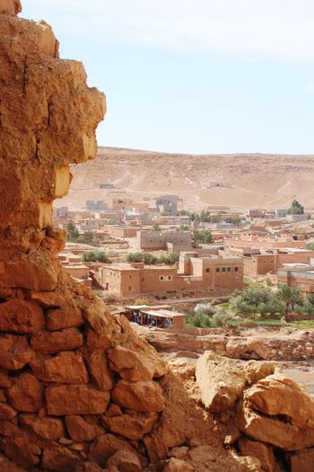 Kasbah Ait Ben Haddou Tourist Attraction  Holiday Memories Travel Travel Photography Morocco Hot Day Sandy Worldheritage Worldheritagesite