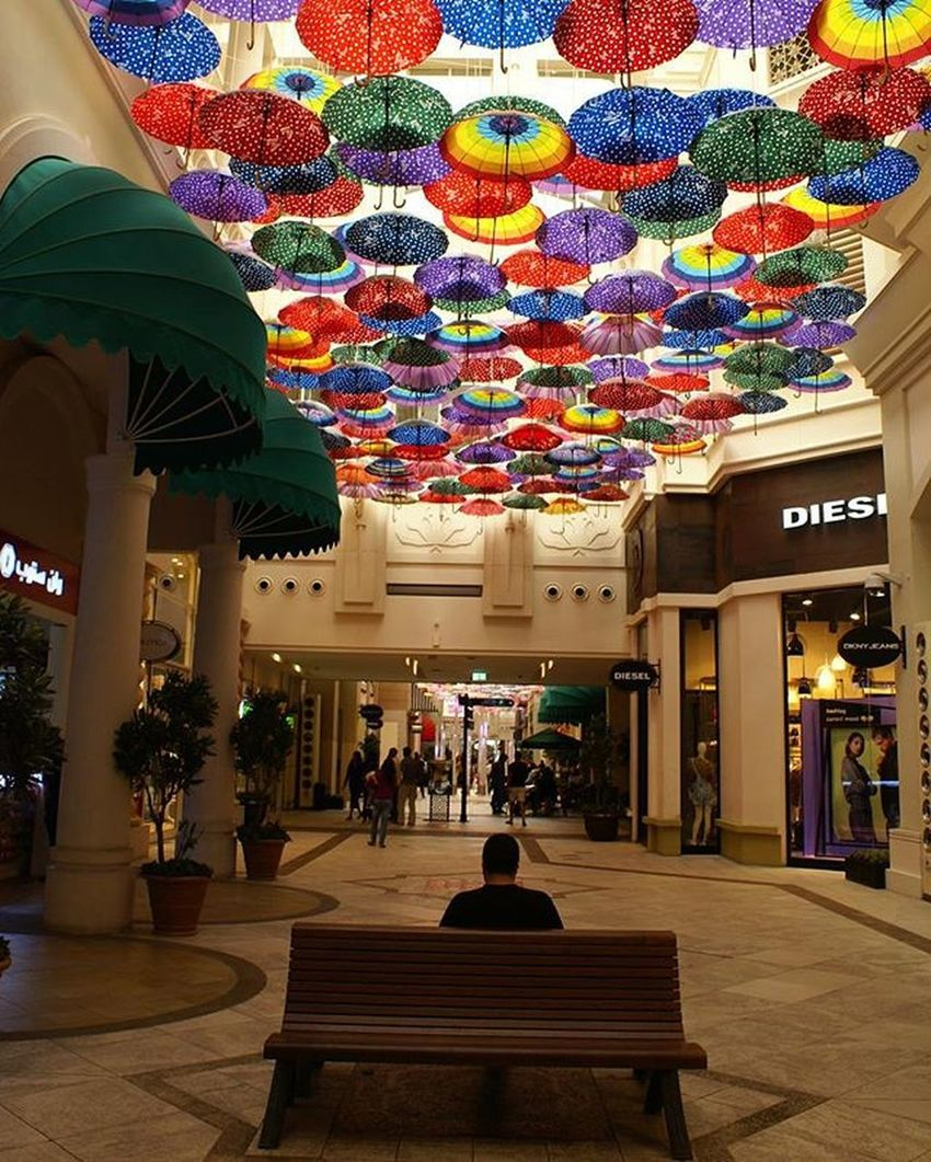 Lonely is not being alone, it's the feeling that no one cares. Thevillage Downtowndubai DubaiMall Dubai UAE