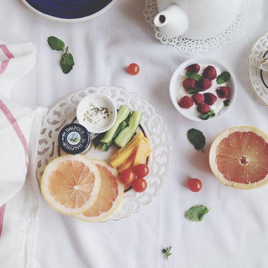 Breakfast ♥ Having Breakfast HomeAlone