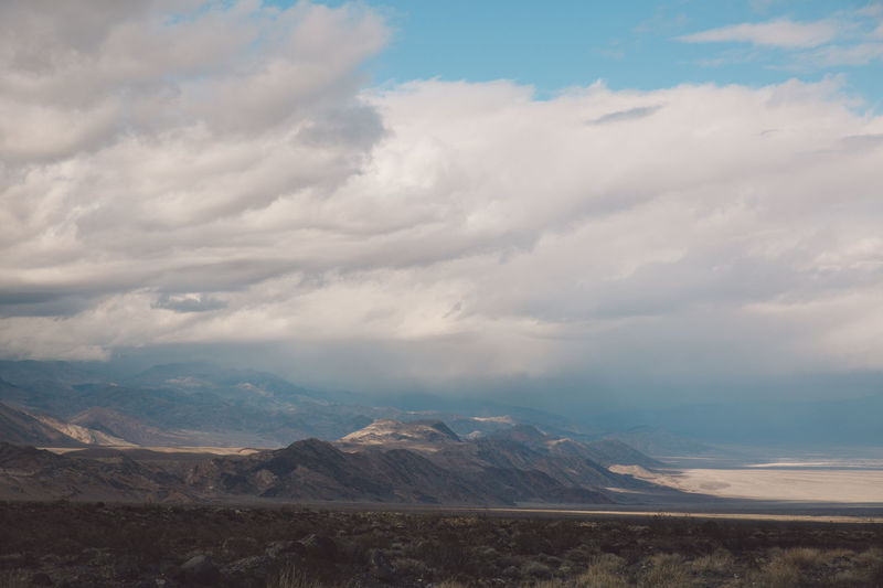 Arid Climate Arid Landscape Beauty In Nature California Cloud - Sky Couds Day Death Valley Death Valley National Park Desert Landscape Mountain Mountain Range Mountains Nature Nature No People Outdoors Roadtrip Sand Storm Scenics Sky Storm Tranquility