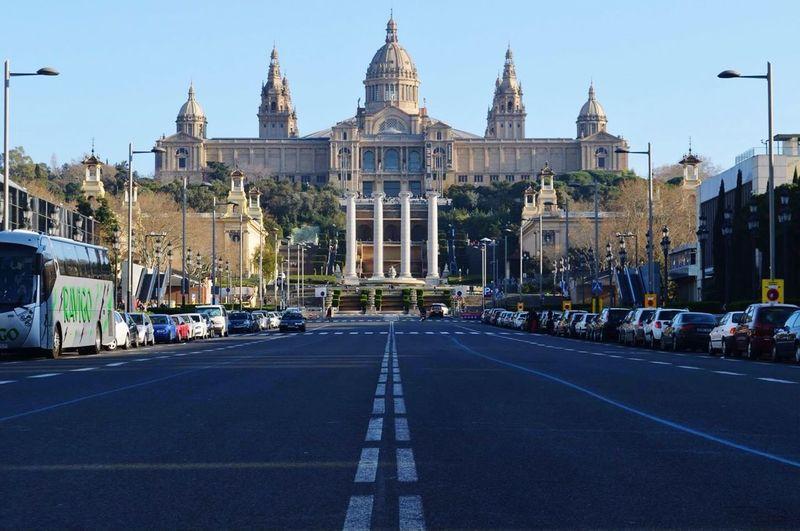 Immensamente bella. Barcelona Barcelonalove Holiday Taking Photos Hello World Barcelona♡♥♡♥♡ City Architecture