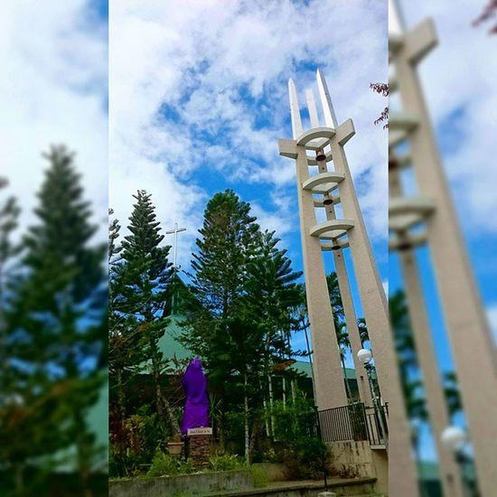 8 of 14 St. Therese of the Child Jesus Parish Church - UPLB Campus || Via Crucis 2015 . . . Lent2015 Viacrucis Church Heritage themanansala