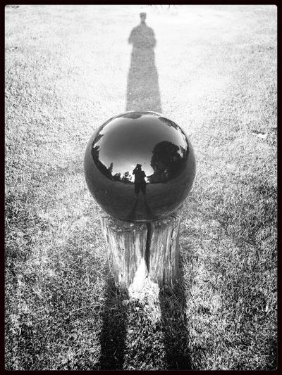 Supersize Yourself With Whitewall Refection Bowl Selfportrait Blackandwhite Photography Black And White