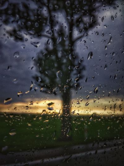 Backgrounds Behind Window Car Window Close-up Colour Of Life Day Drop Droplet Drops Focus On Foreground From My Point Of View Full Frame Monsoon My Point Of View Nature No People Rain Rain Raindrops Rainy Season Season  Sky Water Weather Maximum Closeness